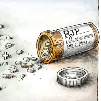Opioids - The crisis sweeping across America