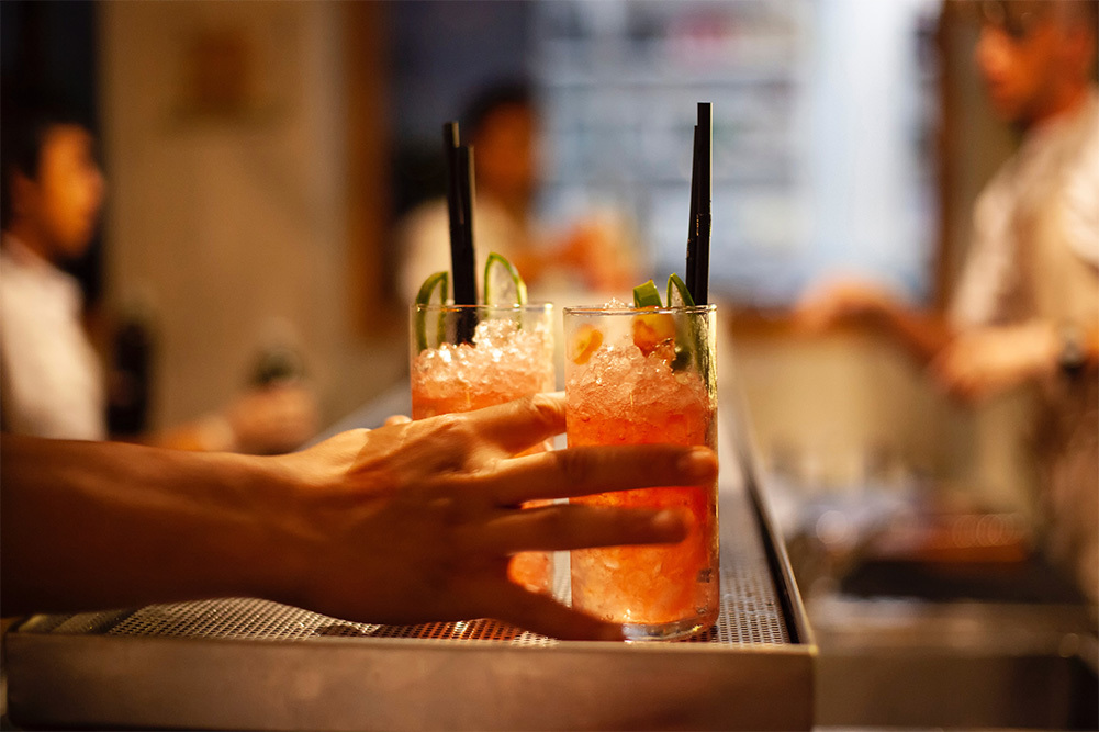 date rape drugs in cocktail